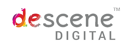 Descene Digital Logo